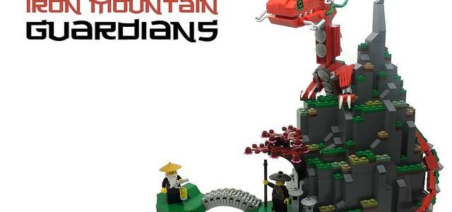 LEGO Dragon - Iron Mountain Guardians