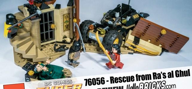Lego 76056 ra's al ghul