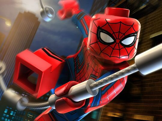LEGO Marvel Avengers Character Pack Spider-Man Civil War