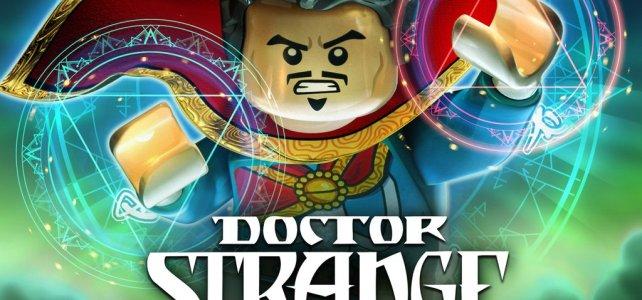 LEGO Marvel's Avengers DLC Doctor Strange