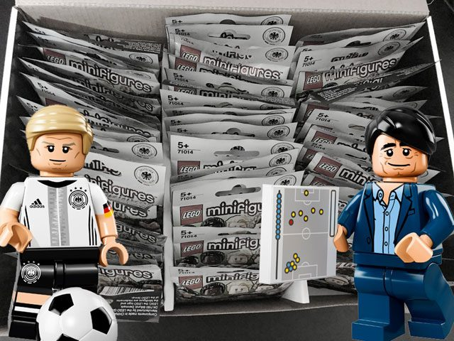 LEGO Mannschaft DFB Collectible Minifigures