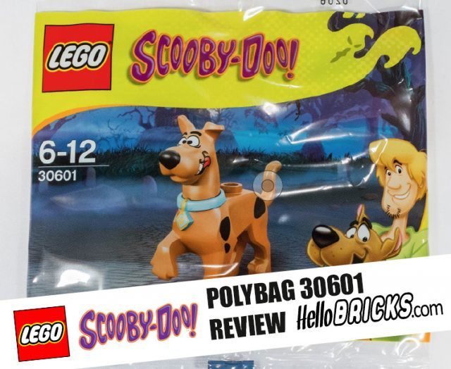 Review Polybag LEGO Scooby-Doo