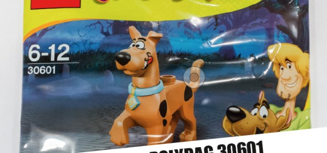 REVIEW LEGO 30601 Polybag Scooby-Doo