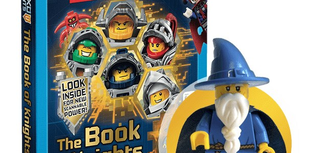 The Book of Knights : la minifig exclusive du livre LEGO Nexo Knights