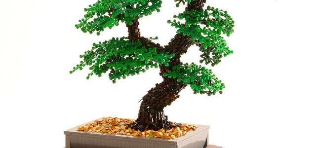 Bonsai LEGO