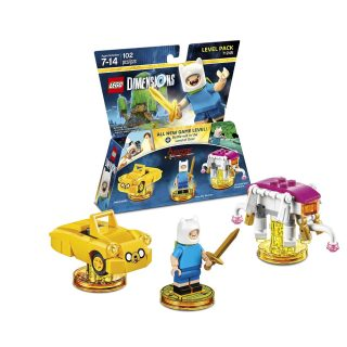 LEGO Dimensions Level Pack 71245 Adventure Time