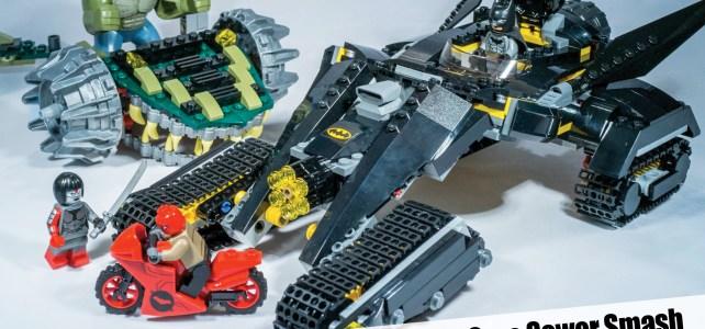 Lego 76055 Killer Croc Batman