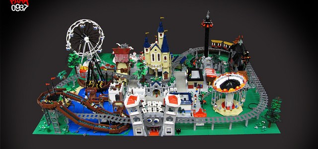 Parc d'attractions LEGO