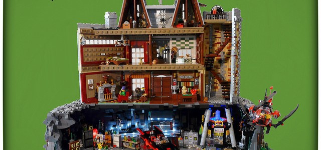 Batman 66 Batcave