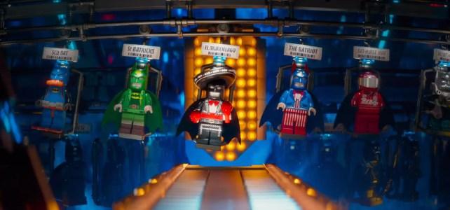 LEGO Batman Movie Batsuits 1