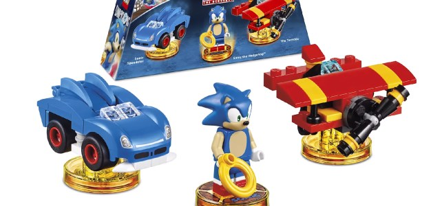 LEGO Dimensions 71244 Sonic The Hedgehog