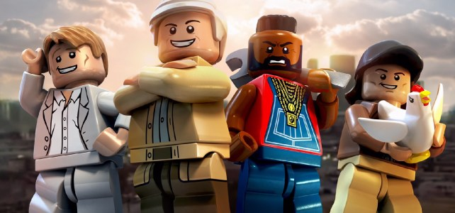 LEGO Dimensions The A-Team / L'Agence Tous Risques
