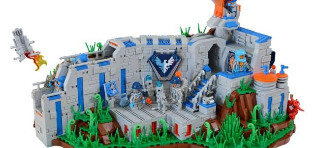 Avant-poste de reconnaissance Nexo Knights