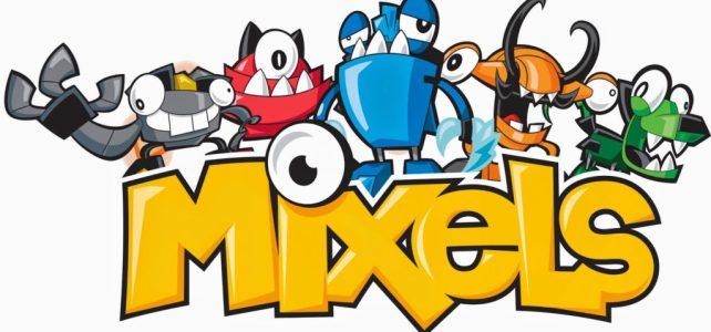 LEGO Mixels TV Show