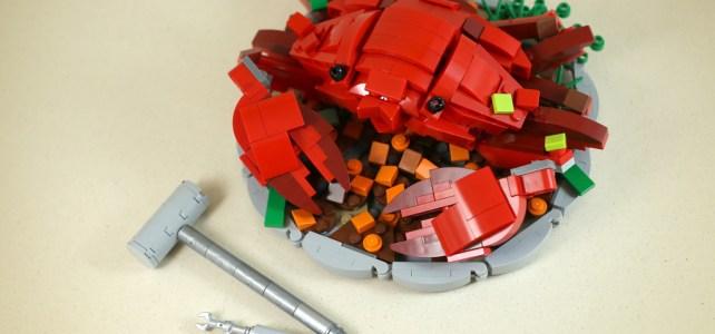 Crabe LEGO
