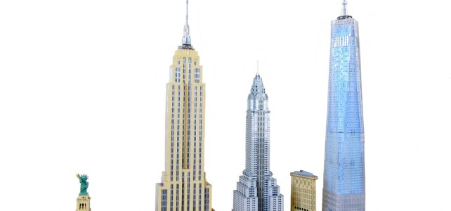 Lego architecture archives hellobricks for Lego architecture new york