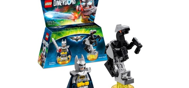 Packs LEGO Dimensions The LEGO Batman Movie et K2000