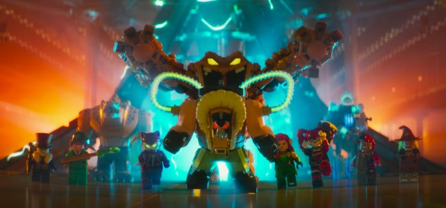 LEGO Batman Movie Villains