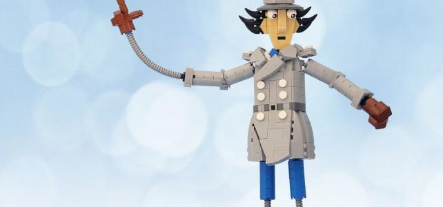 LEGO Inspecteur Gadget