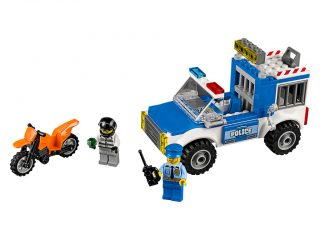 LEGO 10735 Police Truck Chase box