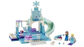 LEGO 10736 Anna's and Elsa's Frozen Playground