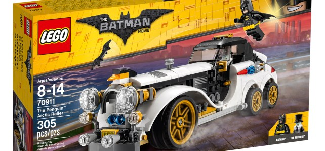 The LEGO Batman Movie : encore deux visuels officiels