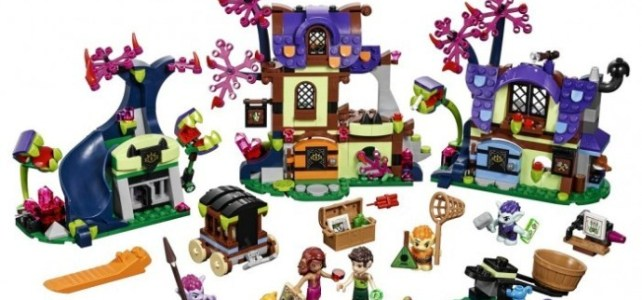 LEGO Elves 41185 Magic Rescue from the Goblin Village