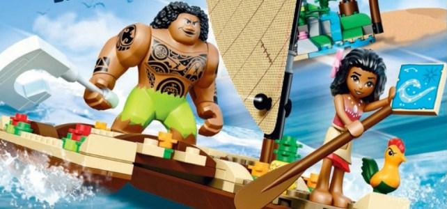 LEGO Moana