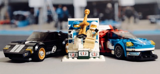 LEGO Speed Champions 2017 : l'annonce des Ford GT