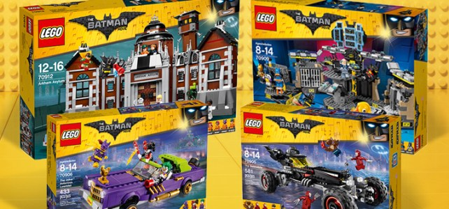 ReBrick : concours brickfilm The LEGO Batman Movie