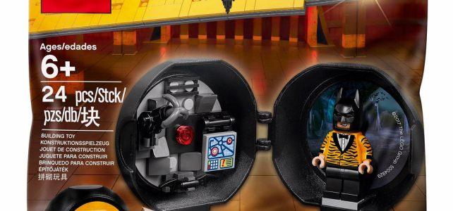 Polybag LEGO Batman Movie 5004929 Batman Battle Pod