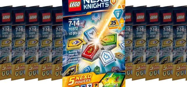 LEGO Nexo Knights Combo Nexo Powers (70372)