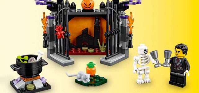 LEGO Seasonal Halloween 2017 : premier visuel