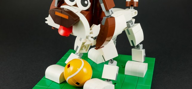 LEGO English Springer Spaniel