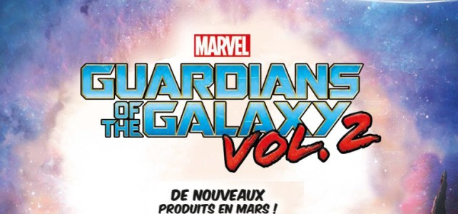 LEGO Marvel Guardians of the Galaxy vol.2 : premiers visuels