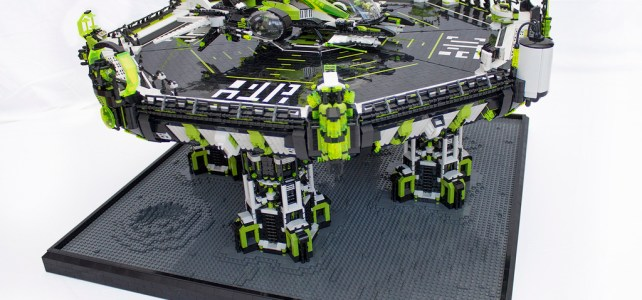 LEGO Space Blacktron III