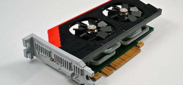 Carte graphique IronB BuildForce ABS0937