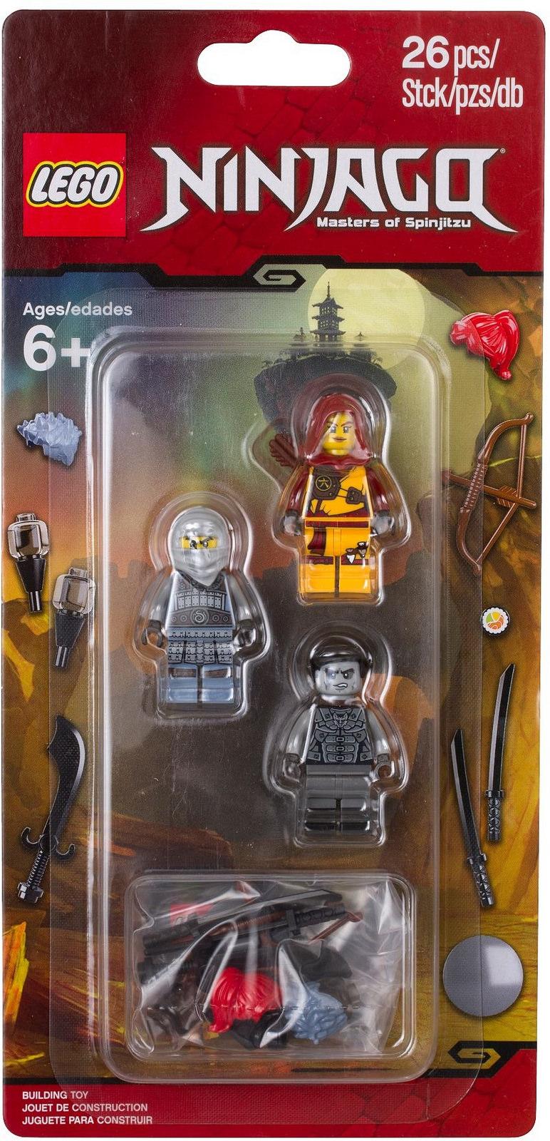 Lego ninjago accessory pack 853687 un nouveau pack de - Ninjago nouvelle saison ...