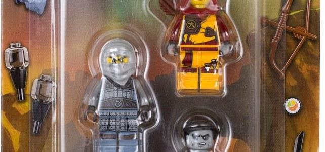 LEGO 853687 Accessory Pack Ninjago minifigs