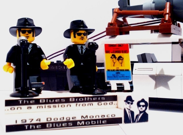 LEGO Ideas The Blues Brothers