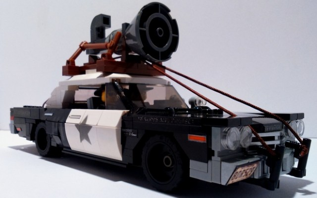 LEGO Ideas The Bluesmobile