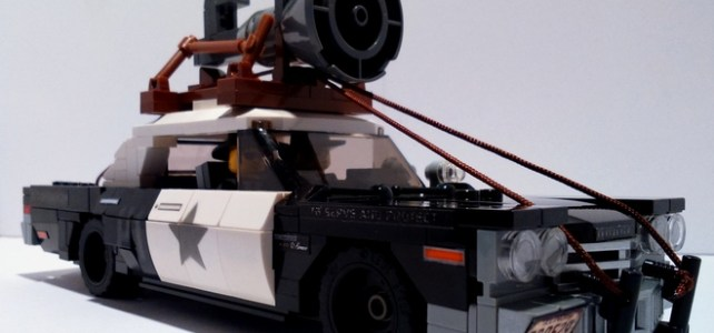 LEGO Ideas : 10000 votes pour la Bluesmobile du film The Blues Brothers