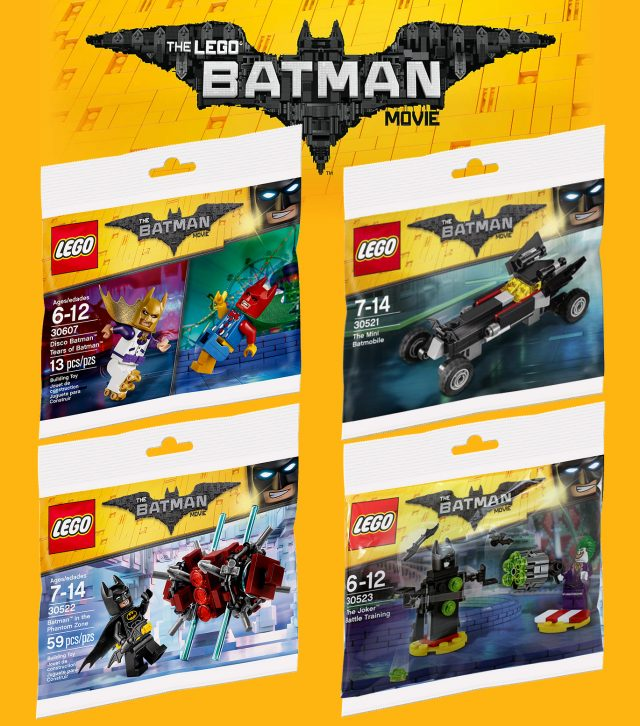 LEGO Polybags The LEGO Batman Movie