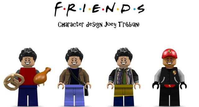 LEGO Friends Joey