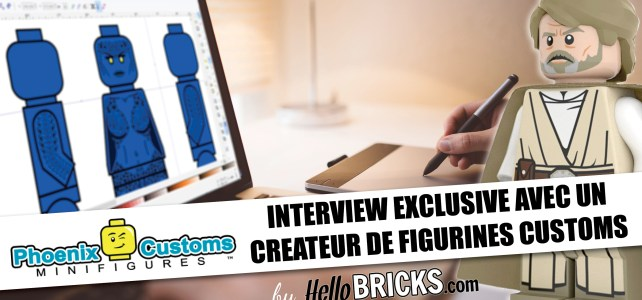 Bandeau Phoenix Customs Interview for Hellobricks