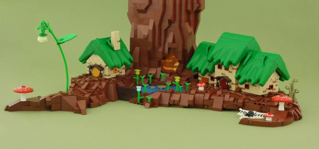 Iron Builder Duplo The Root Kingdom