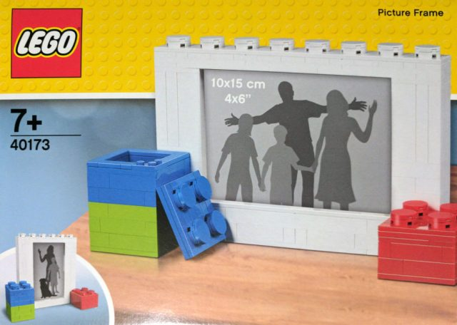LEGO 40173 Cadre photo Picture frame