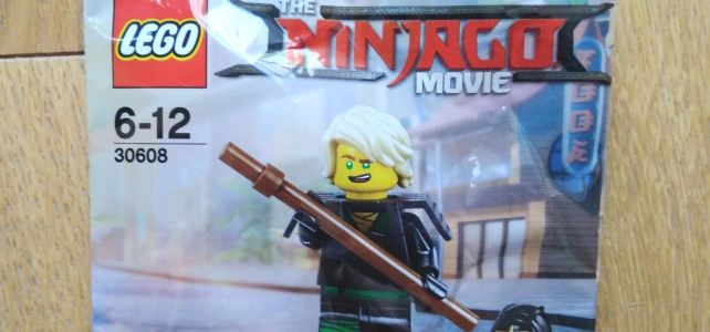 The LEGO Ninjago Movie : un premier polybag avec Lloyd