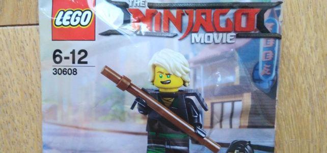 The LEGO Ninajgo Movie Polybag Lloyd LEGO 30608