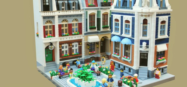 LEGO Place Modular